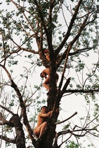 Ren Hang, sin título, 2012 (Blindspot Gallery)