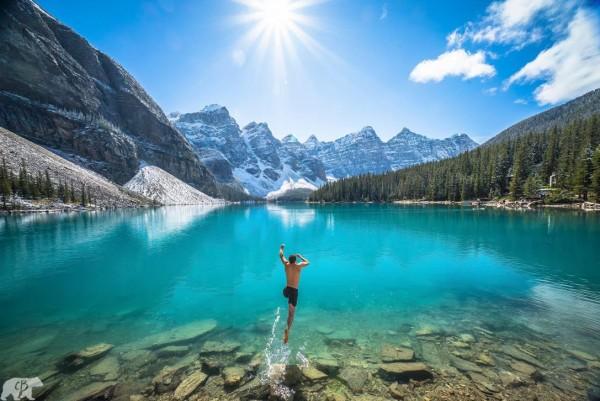 Chris Burkard Canadá Fotografía