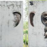 graffiti, arte urbano, street art ,