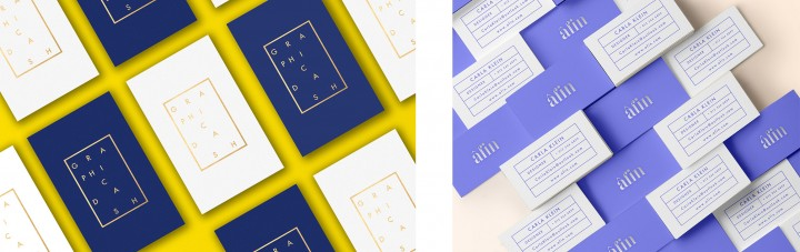 Business Card Mockup - Stefan D Afin - Stedan D Flavia Isk