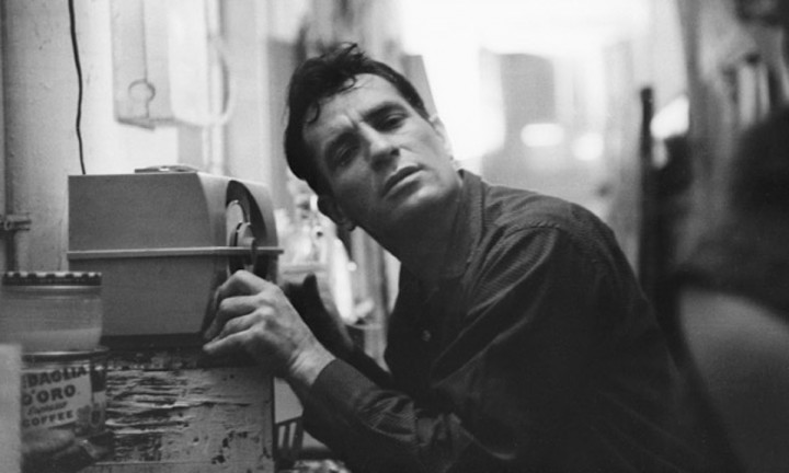 """Jack Kerouac, escritor líder de la """"Generación Beat"""""""