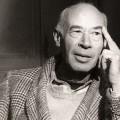El escritor Henry Miller