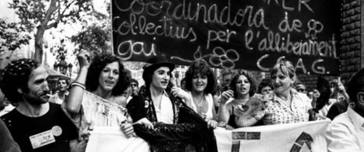 Manifestación 1977