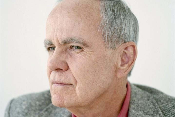 """Cormac McCarthy, autor de """"No es país para viejos"""""""