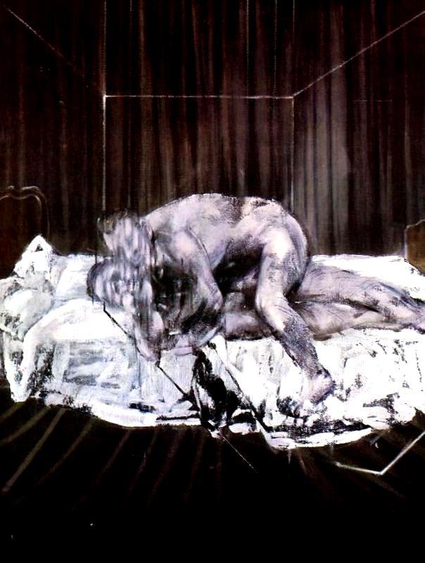 Foto 2. Francis Bacon, Dos figuras, 1953. (1)