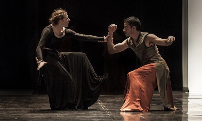 Otra Danza Juana teatro de sagunto
