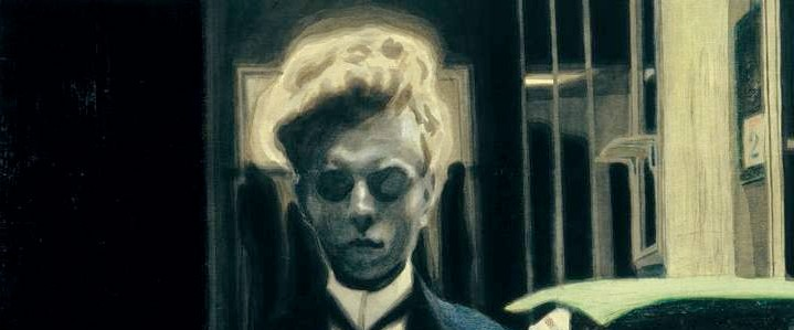 Leon Spilliaert, Self-Portrait, 1908