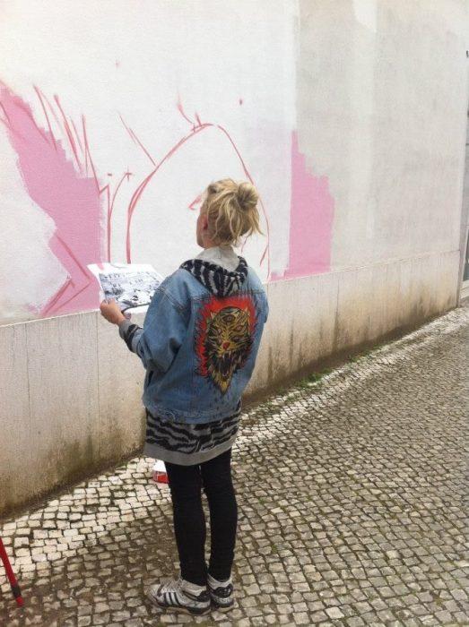 Tamara Alves mural 4
