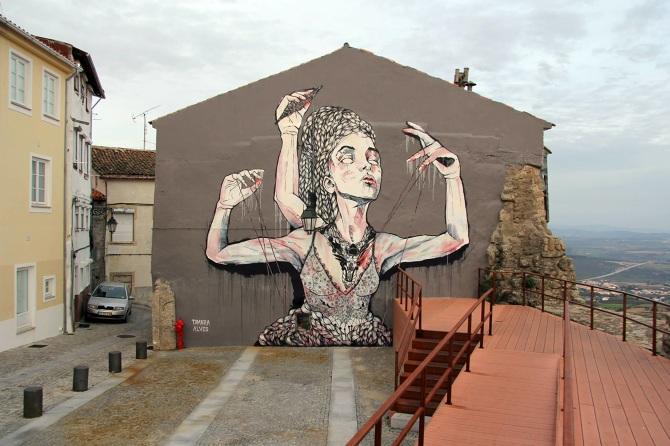 Tamara Alves mural 2
