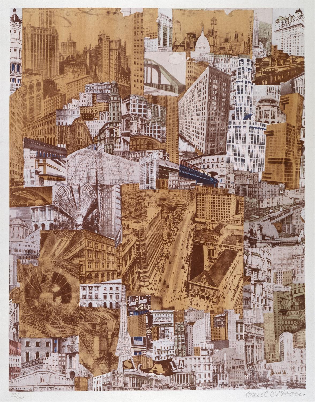 Perdidos en la ciudad. La vida urbana en las colecciones del IVAM