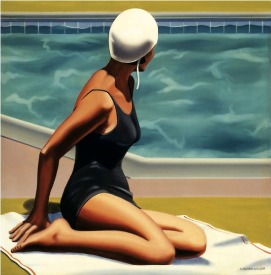 Kenton Nelson, Swin party II