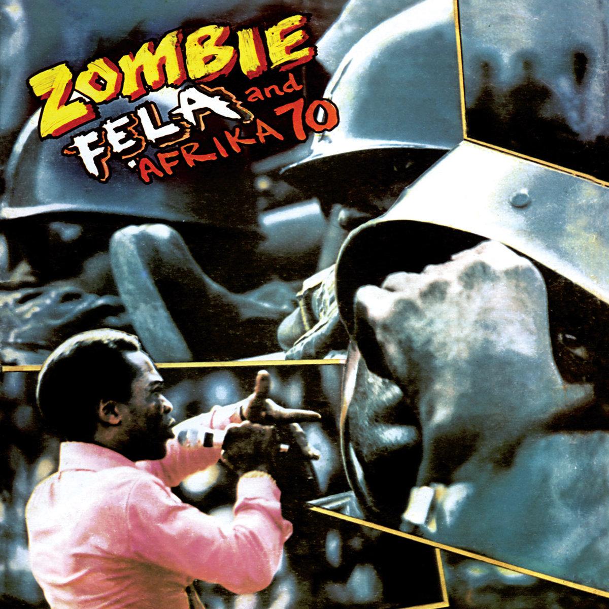 Caratula album zombie