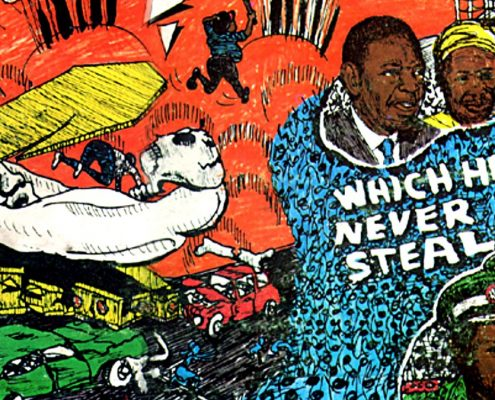 Imagen principal artículo Fela Kuti