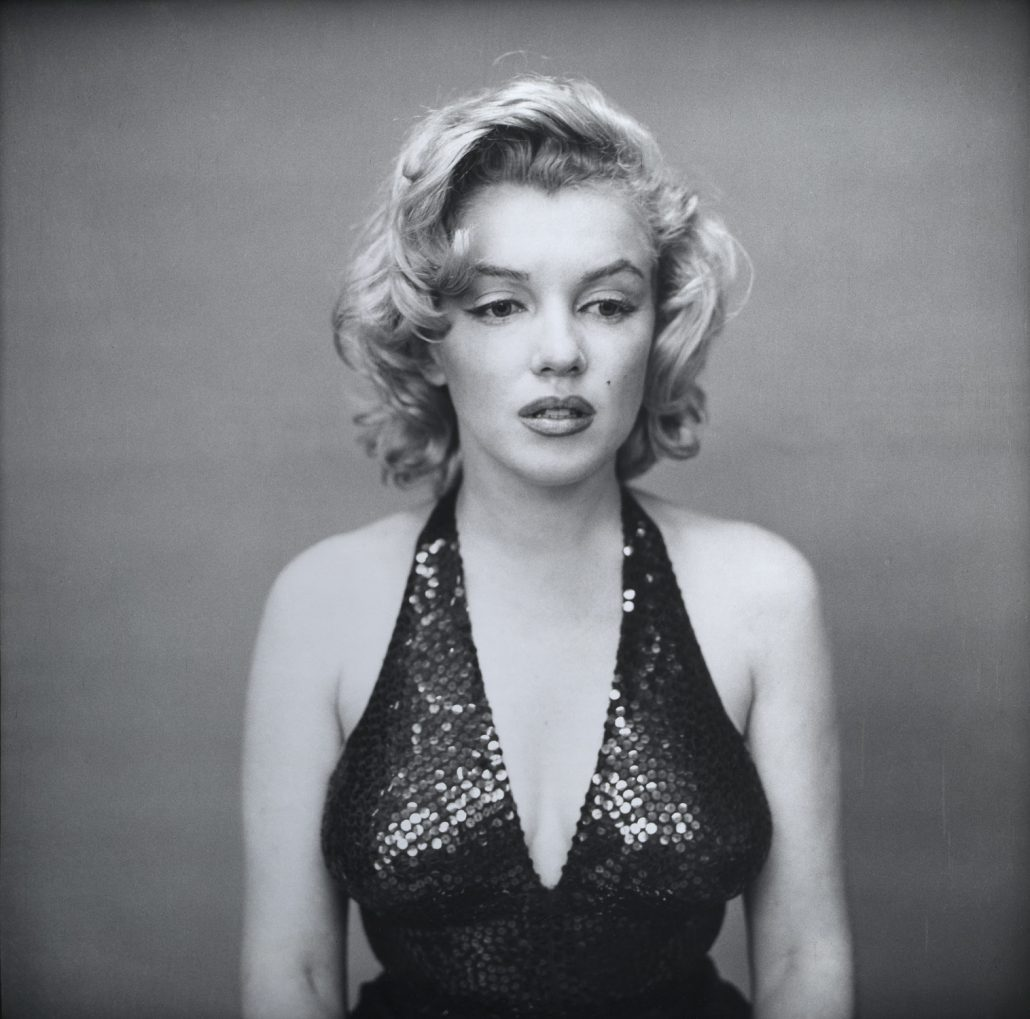 Richard Avedon, Marilyn Monroe. 1957