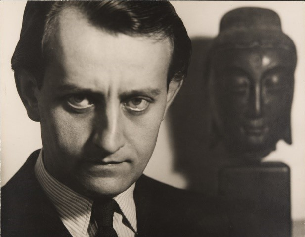 Philippe Halsman, André Malraux, 1934