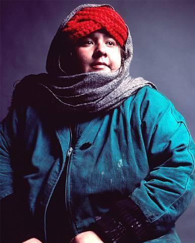 Andrés Serrano, Bertha (Nomads). 1990