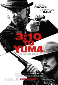 """Cartel película """"3:10 to Yuma""""."""
