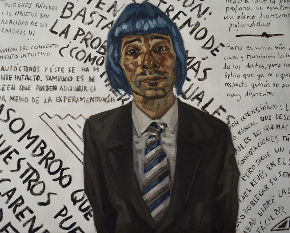 6-figura-con-peluca-azul-oleo-sobre-lino-92-x-73-cm-2015