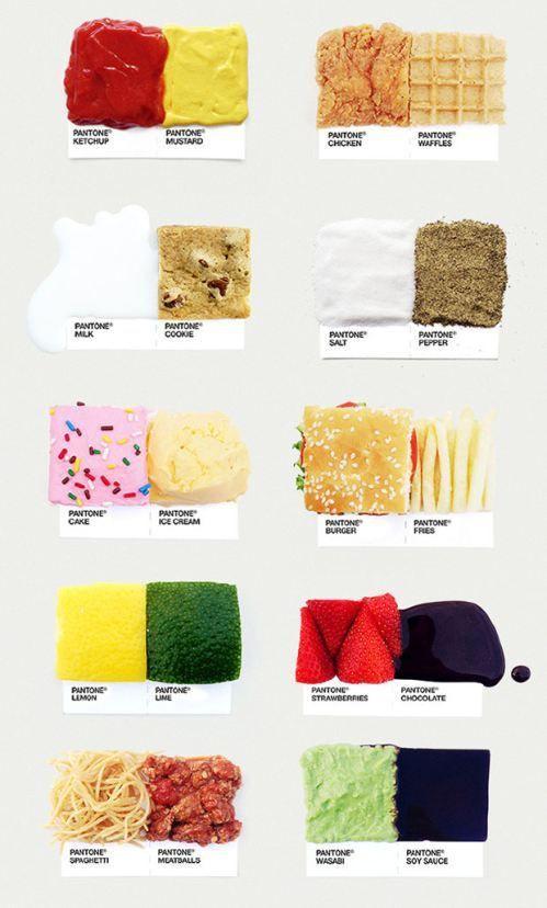 David Schwen - Food Art Pairings