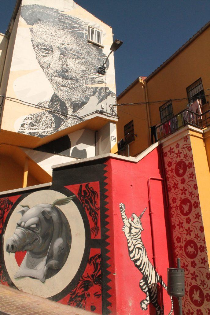 murales san anton