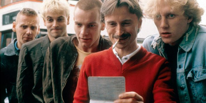 Fotograma de Trainspotting