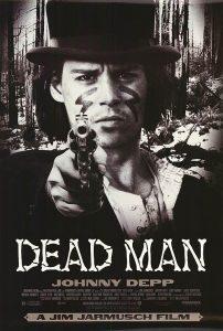 "Cartel película ""Dead Man""."