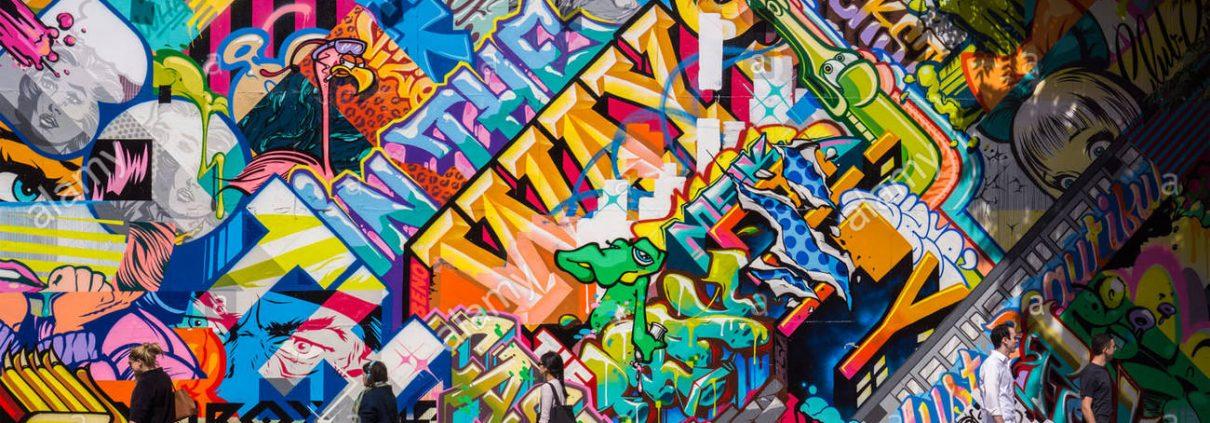 pose-mural