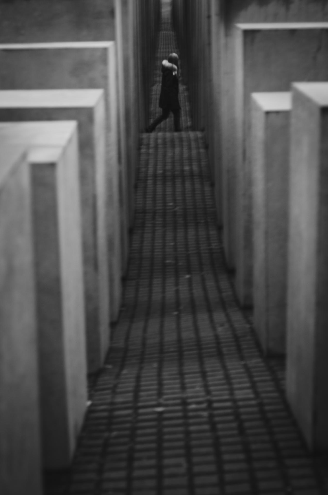 Monumento al Holocausto Judio, Berlin.