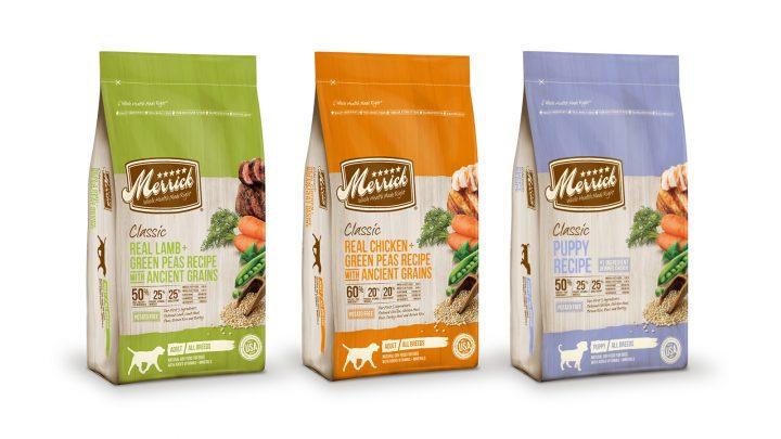 Mascotas Packaging de comida para perros y gatos con un diseño innovador
