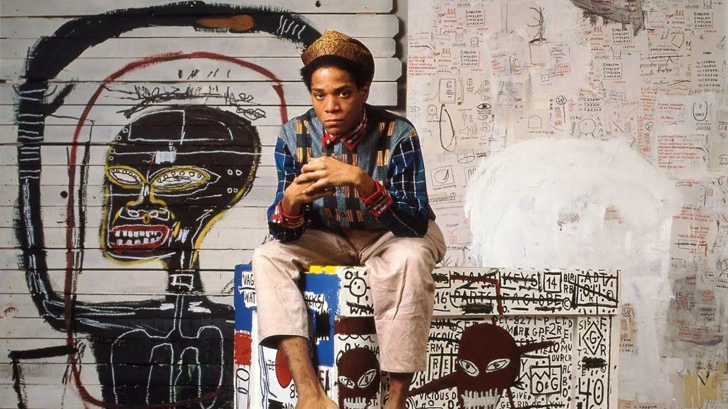 Obra de Basquiat