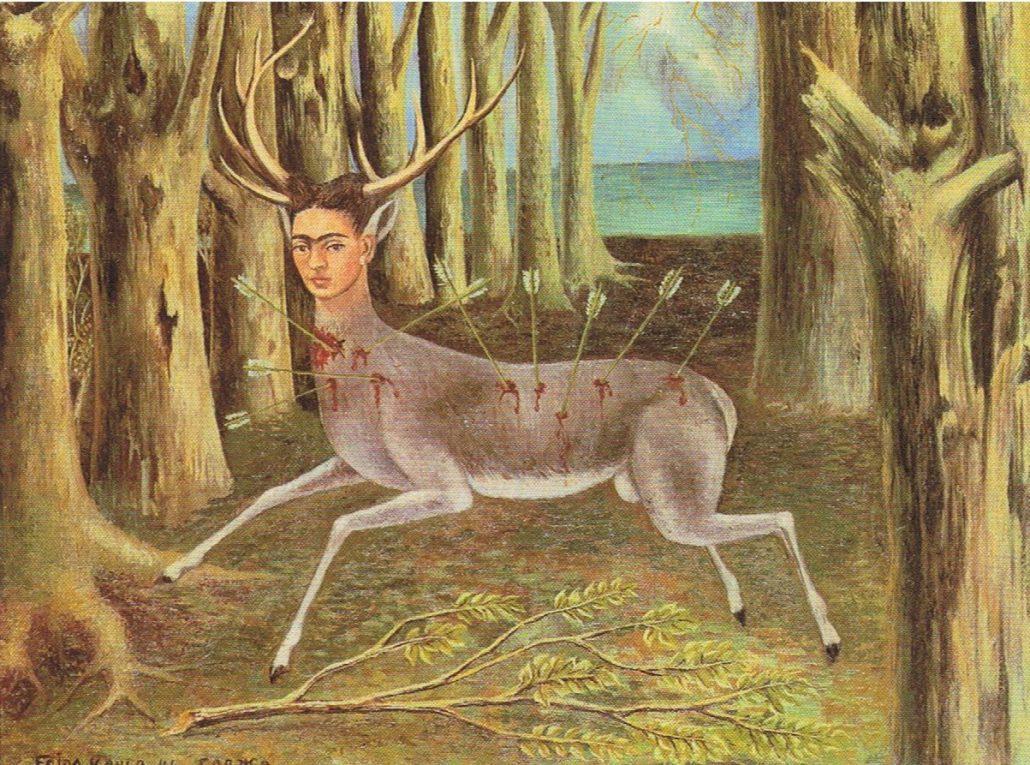 Obra Frida Kahlo