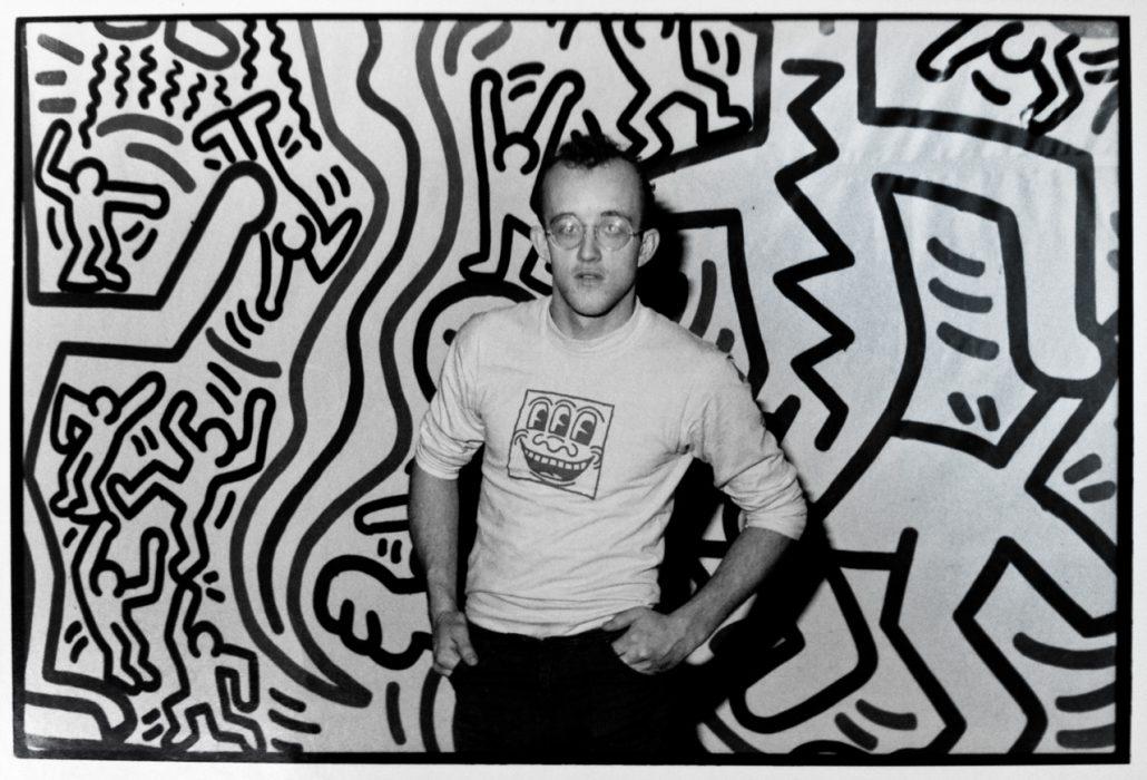 Obra Keith Haring